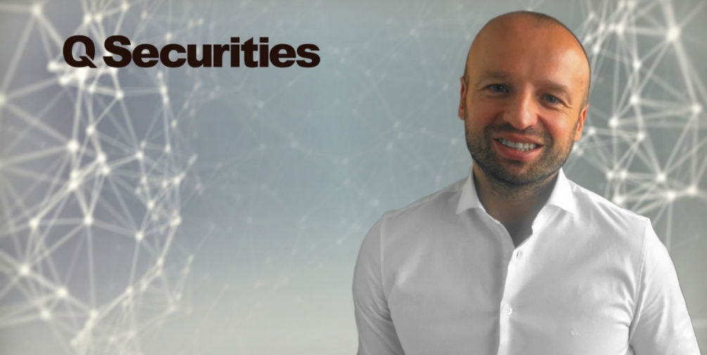 Rozmowa z Łukaszem Gerbszt – Wiceprezesem Zarządu i jednym z założycieli domu maklerskiego Q Securities S.A.