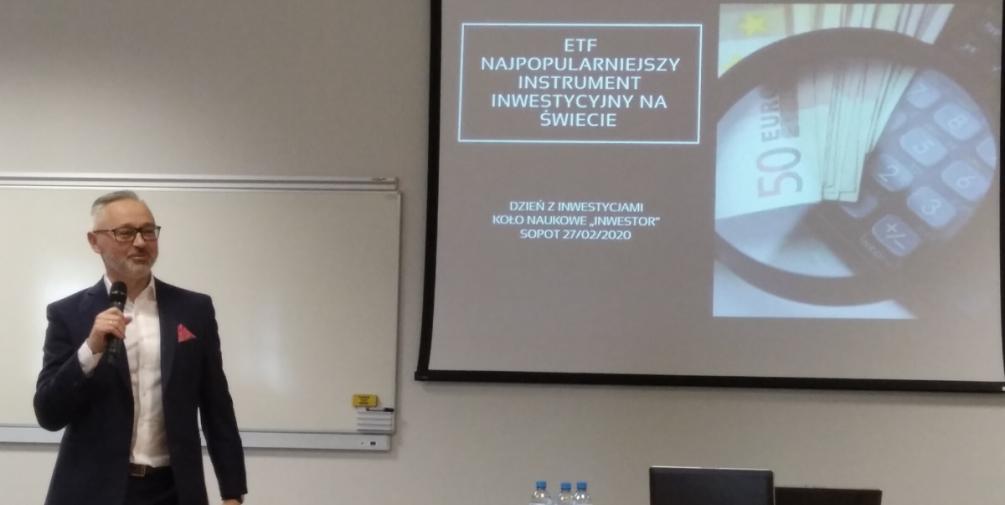 Dzień z Inwestycjami - wykład otwarty Prezesa Zarządu TKF
