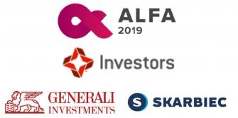 Alfy 2019 dla Naszych Partnerów