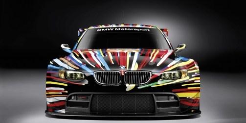 Wielka sztuka na czterech kołach.  Wystawa kolekcji BMW Art Car po raz pierwszy w Polsce.
