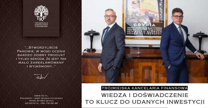 Prestiż Magazyn Trójmiejski - dodatek Private Banking i Inwestycje