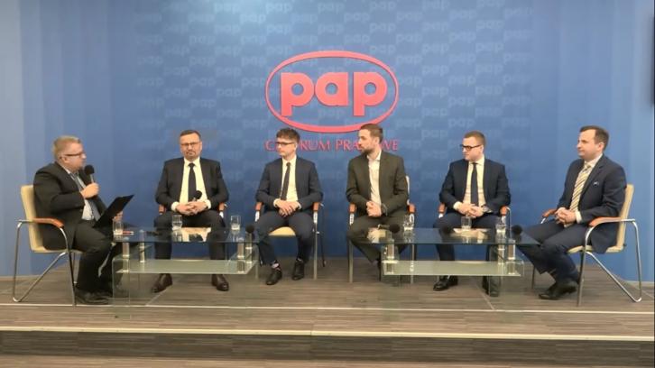 Strategie rynkowe TFI - XXI Debata PAP Biznes